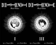 The Death Note: Black Edition Publication Order Book Series By  Tsugumi  Ohba
