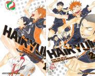 The ハイキュー!! / Haikyū!! Publication Order Book Series By