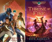 The Kane Chronicles: The Graphic Novels Book Series