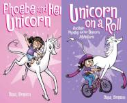 The Phoebe and Her Unicorn Publication Order Book Series By