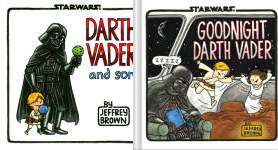 The Star Wars: Darth Vader and Kids Publication Order Book Series By