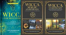 The Wicca Books Publication Order Book Series By  Lisa  Chamberlain