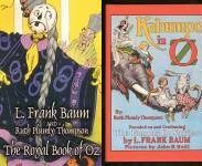 Oz Continued Book Series