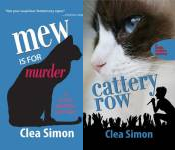 The Theda Krakow Publication Order Book Series By  Clea  Simon