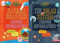 Super Science Infographics Book Series
