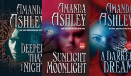 The Vampire Romances Publication Order Book Series By  Amanda  Ashley