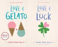 The Love & Gelato Publication Order Book Series By  Jenna Evans Welch