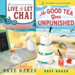 Seaside Café Mystery Book Series