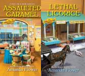 Amish Candy Shop Mystery Book Series