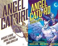 The Angel Catbird Publication Order Book Series By  Margaret  Atwood