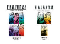 The Final Fantasy Ultimania Archive  Publication Order Book Series By