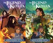 The Legend of Korra: Ruins of the Empire Book Series