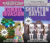 The Unofficial Minecrafters Academy Book Series