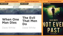 The Jackson Donne  Publication Order Book Series By   Dave  White