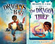 Dragons in a Bag Book Series