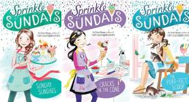The Sprinkle Sundays Publication Order Book Series By  Coco  Simon