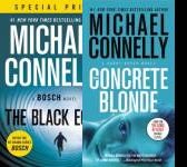 The Harry Bosch Universe Publication Order Book Series By   Michael  Connelly