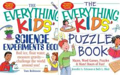 The Everything Kids Publication Order Book Series By
