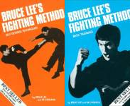 The Bruce Lee's Fighting Method Publication Order Book Series By  Bruce  Lee