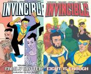 Invincible (Collected Editions) Book Series