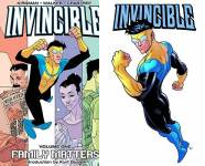 Invincible (Single Issues) Book Series