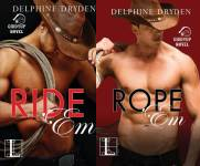 The Giddyup Publication Order Book Series By  Delphine  Dryden