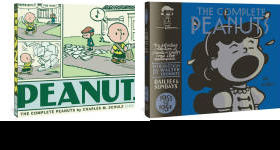 The Complete Peanuts Book Series