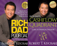 The Rich Dad Publication Order Book Series By  Robert T Kiyosaki