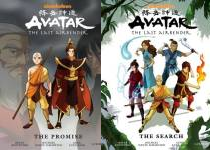 The Avatar: The Last Airbender Comics Publication Order Book Series By