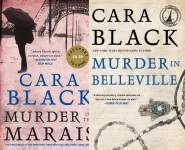 The Aimee Leduc Investigations Publication Order Book Series By  Cara  Black