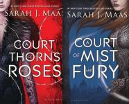 The A Court of Thorns and Roses Publication Order Book Series By  Sarah J Maas