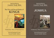 The Ignatius Catholic Study Bible Publication Order Book Series By  Dennis  Walters