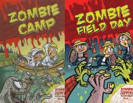 Zombie Zappers Book Series