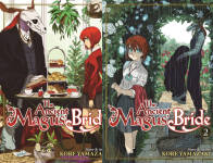 The Ancient Magus' Bride Book Series