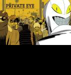 The The Private Eye Publication Order Book Series By  Brian K Vaughan