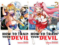 How to Train Your Devil Book Series