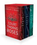 The Exiled Dragons Publication Order Book Series By  Sarah J Maas