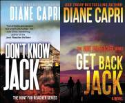 The Hunt for Reacher Publication Order Book Series By