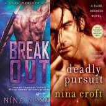 The Dark Desires Publication Order Book Series By  Nina  Croft
