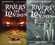 Rivers of London graphic novels Book Series