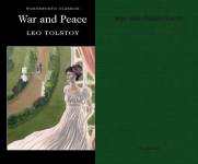 The War and Peace, 4 Volumes Publication Order Book Series By  Leo  Tolstoy
