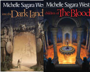 Books of the Sundered Book Series