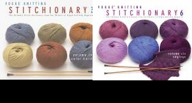 The Vogue Knitting Stitchionary Publication Order Book Series By  Vogue Knitting M Magazine