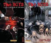 The The Boys Collected Editions Publication Order Book Series By  Garth  Ennis