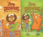 The Zoey and Sassafras Publication Order Book Series By  Asia  Citro