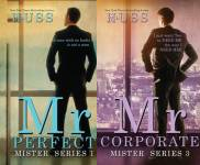 The Mister Publication Order Book Series By  J a Huss