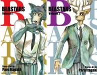 The BEASTARS Publication Order Book Series By  Paru  Itagaki